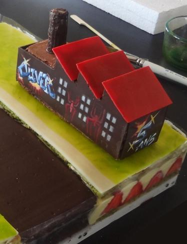l'usine en chocolat